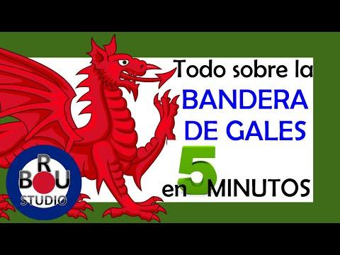 bandera-de-gales-▷-historia-del-dragÓn-rojo-|-y-ddraig-goch