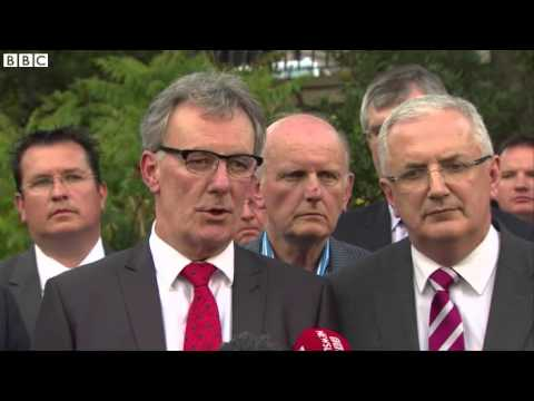 BBC News UUP decides to withdraw from Northern Ireland Executive