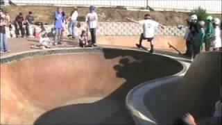 Quinn Bros skate team