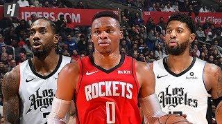 Houston Rockets vs Los Angeles Clippers - Full  Highlights | December 19, 2019 | 2019-20 NBA Season