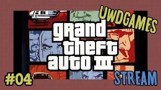 Grand Theft Auto III — Манхэттен горит, uwdgames плачут