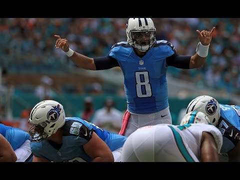Marcus Mariota Full Season Highlights 2016