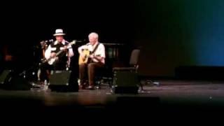 Doc Watson - Way Downtown - ROMP 2010 (Owensboro, KY)