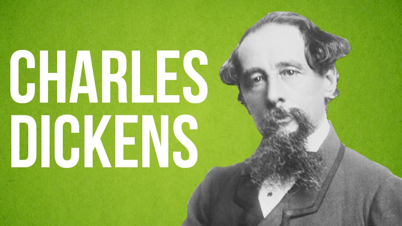 a biography of the life of charles dickens and his literary career