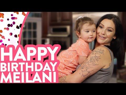 """Jenni """"JWOWW"""": Happy Birthday, Meilani!"""