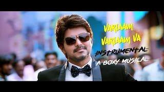 Download Hindi Video Songs - Bairavaa Songs | Varlaam Varlaam Vaa Karaoke Video Song | Vijay, Keerthy Suresh | Andre nel Boxy