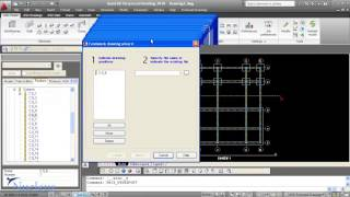 02- Asd- Formwork Drawings   Export The Element Position With 3 Methods - Part 1/2 - Nucleus Academy