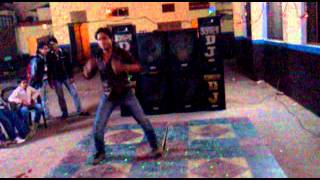Aadat se majboor dance by AJ Rock