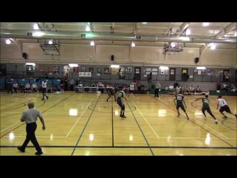 ABA Pro Basketball: Surf Vs Goldminers