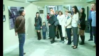 Открытие выставки ''От Парижа до Сталинграда'' в музее ''Память''