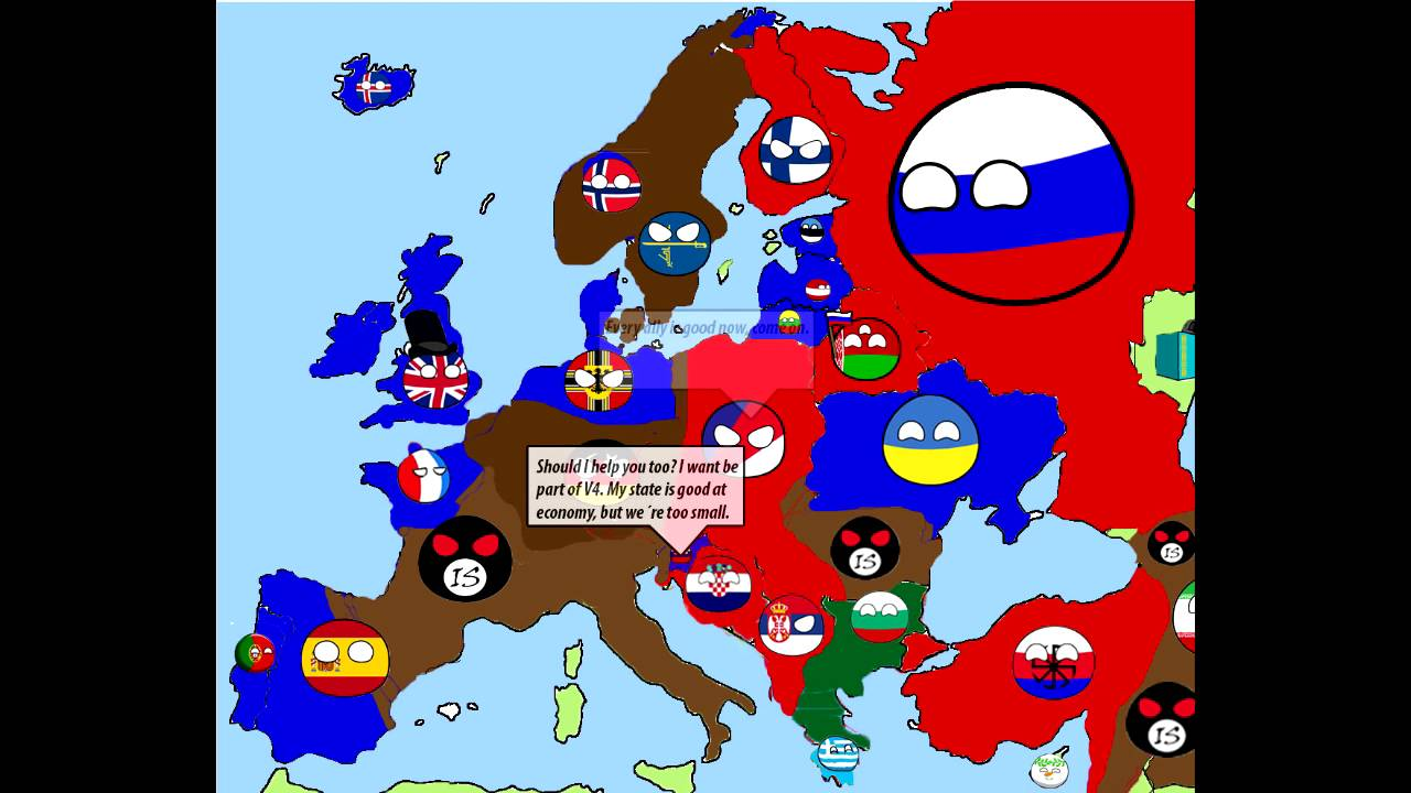 New Countryballs Meme Memes Ww2 Memes Poland Memes Germany Memes