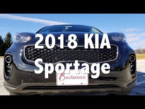 2018 Sportage LX AWD