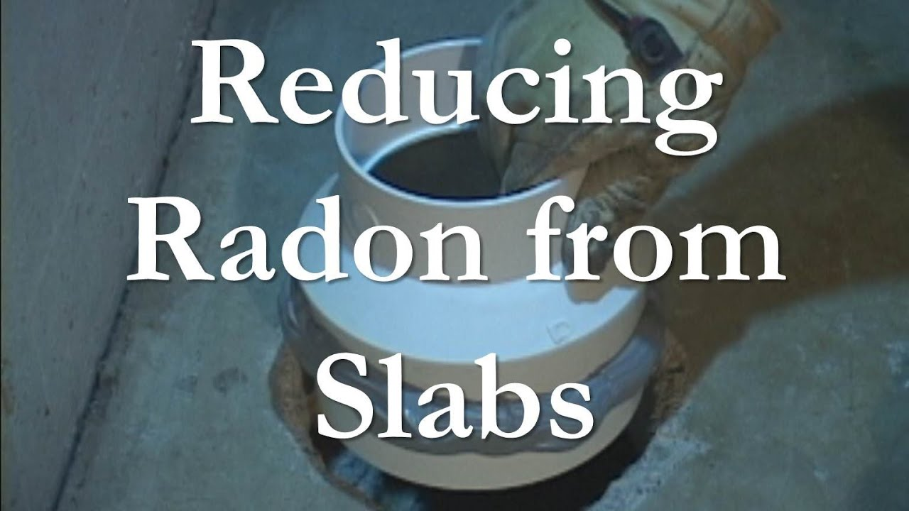 Treating Slabs And Basements For Radon YouTube - Radon in basements