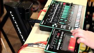 Roland Aira TR-8 & TB-3