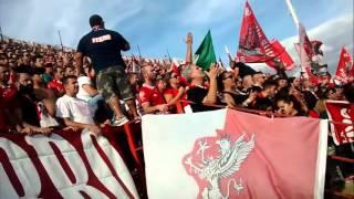 PERUGIA CESENA 0-0 I CORI DELLA CURVA NORD