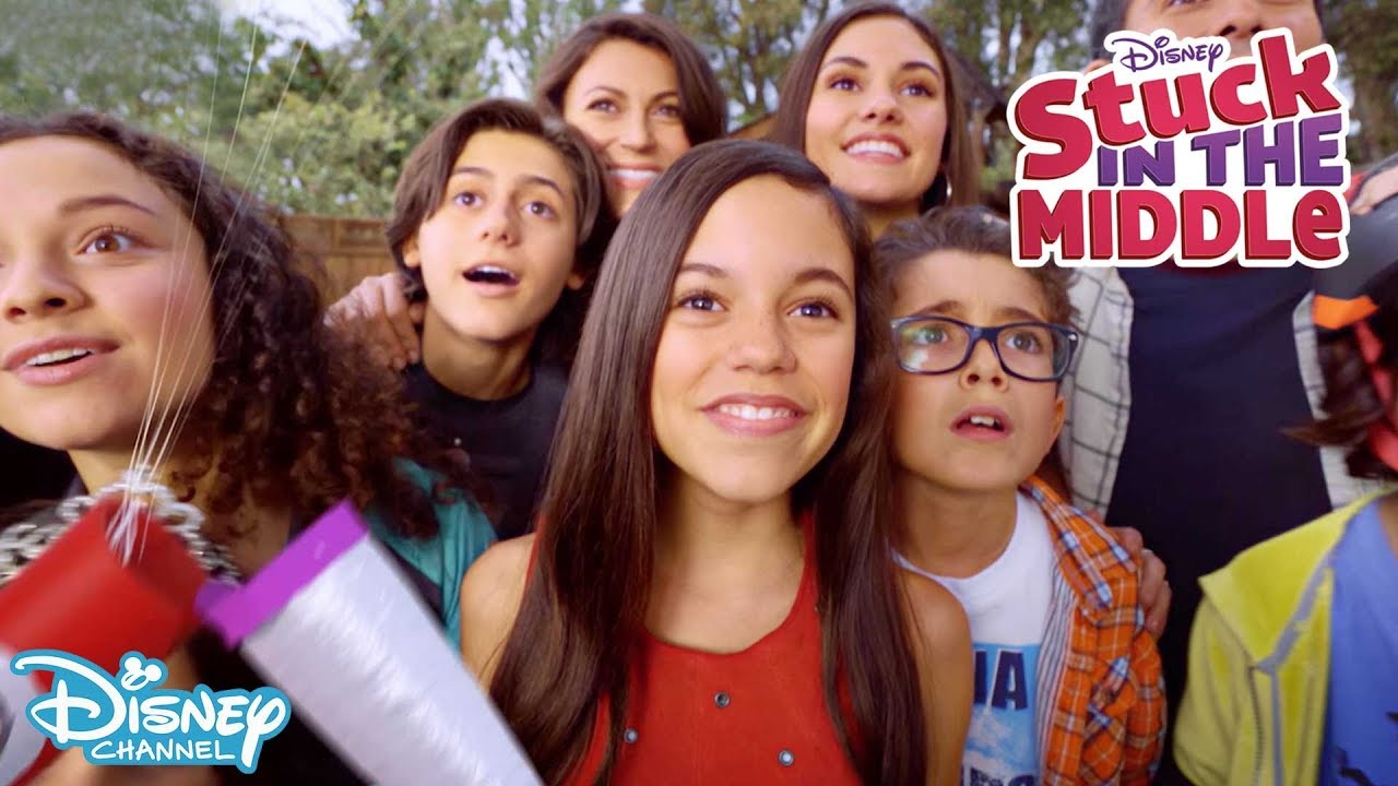 Download The Diaz Home   👨👩👧👦Stuck in the Middle   Disney Channel Africa