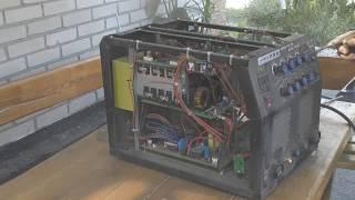 Сварочный аппарат AuroraPRO INTER TIG 200 AC/DC