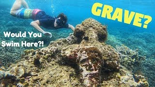 UNDERWATER GRAVES IN THE PHILIPPINES!? - Would You Dare Swim Here!?