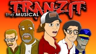TRANZIT THE MUSICAL - Black Ops 2 Zombies Parody of Scream & Shout - will.i.am ft. Britney Spears