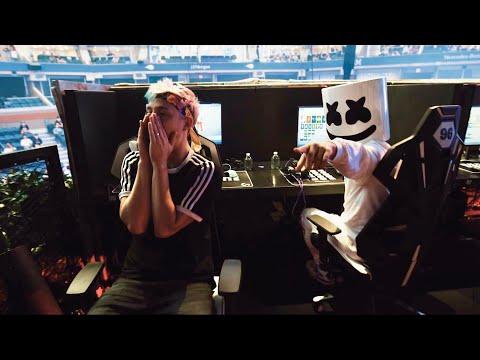 marshmello's-2019-fortnite-world-cup-highlights-ft.-ninja,-courage,-tfue,-ewok,-nav-&-more