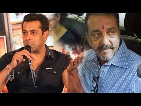 Salman Khan | Will Party When Sanjay Dutt Comes Out Of ...