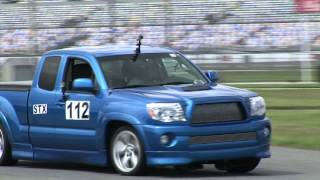 SCCA Autocross @ Daytona International Speedway