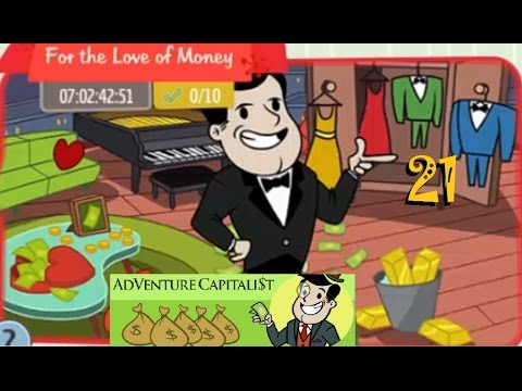 ADVENTURE CAPITALI$T with kaomasB - ep 21 - For the love of money EVENT