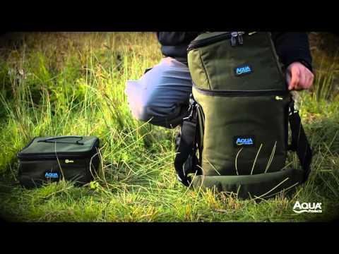 Aqua Products Black Series Bucket Bags