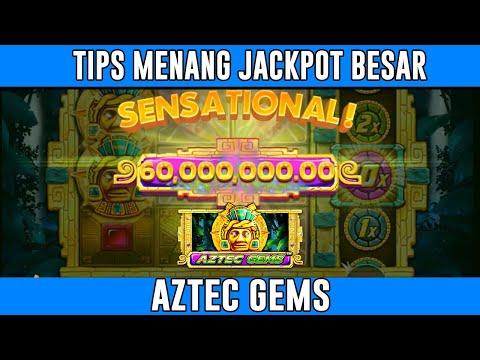 Tips 97% Menang Big Win Slot Aztec Gems Pragmatic Play Online Indonesia - Play Slot Indonesia