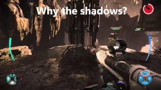 These Glitched shadows must go | Evolve