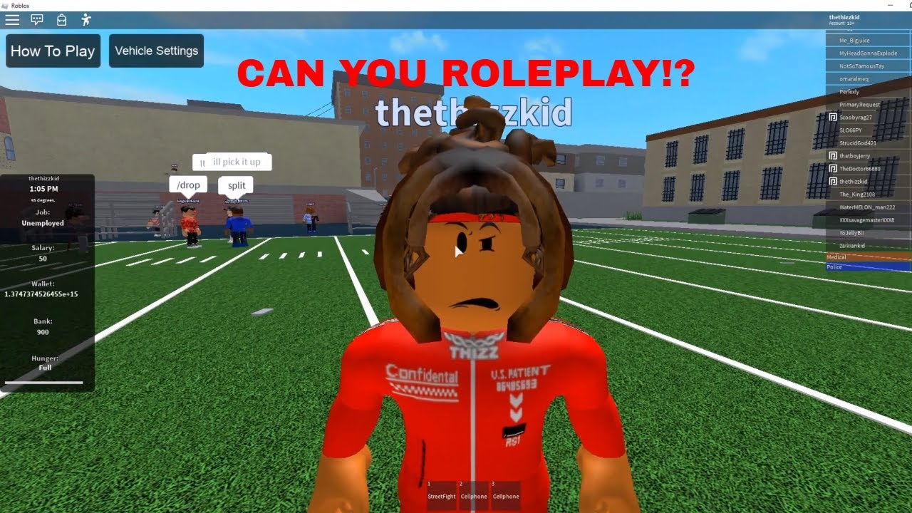 How To Join Nbpd Realistic Roleplay 2 By Busythe Goat