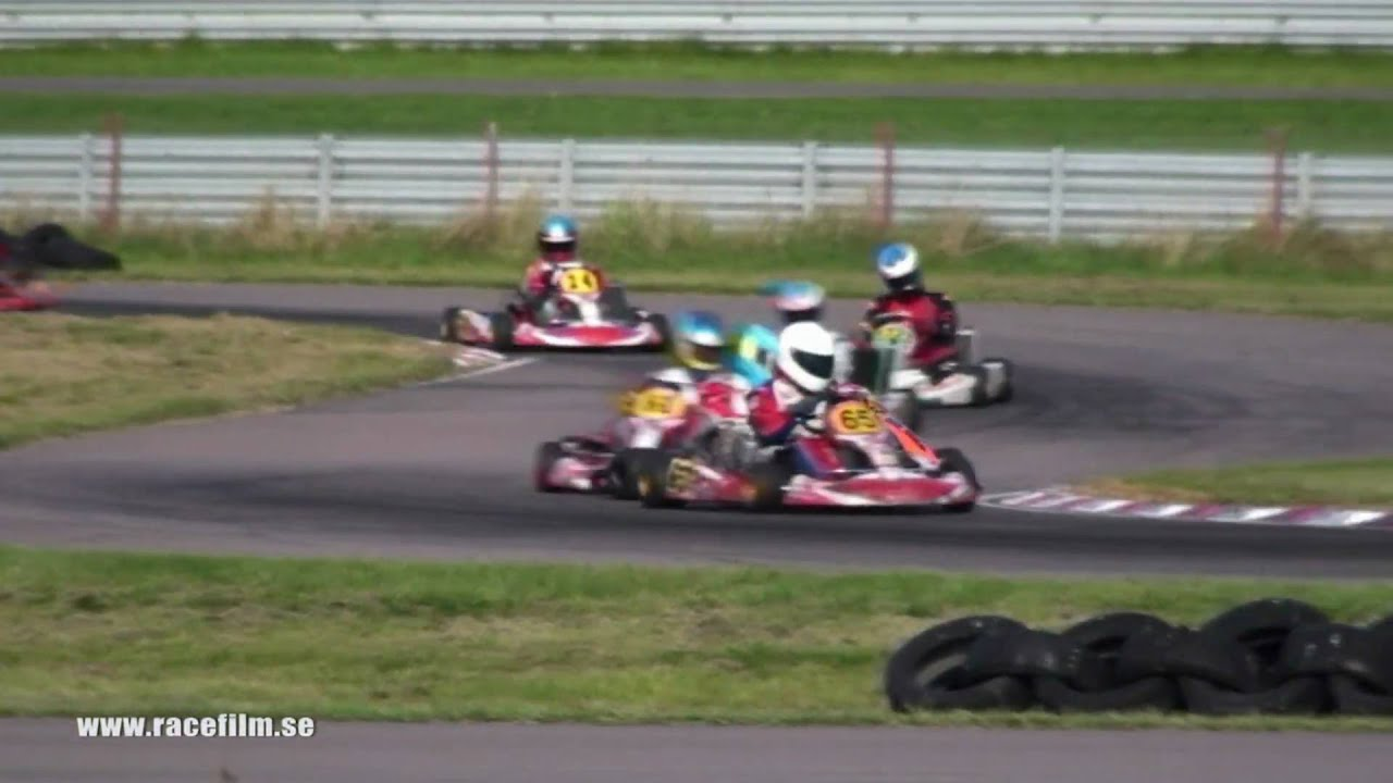 linkøping kart Karting MKR Final Linköping 2009, KZ2 Final   YouTube linkøping kart