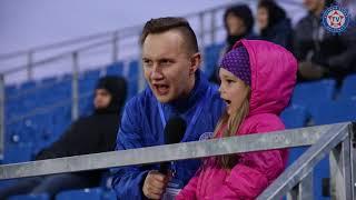 Атмосфера матча «КАМАЗ» - «Анжи-Юниор»