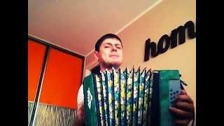 «А я люблю», песня группы «Агата кристи» под гармонь