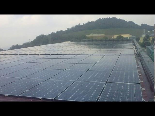 Dalle coperture ai pannelli fotovoltaici