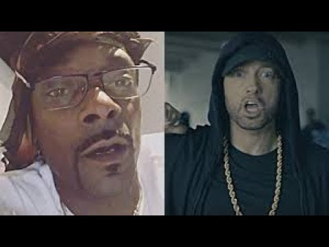 Snoop Dogg REACTS To Eminem's  Bet Freestyle!!!