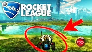 HOW TO GET OUT OF THE ROCKET LEAGUE ARENA! 100% WORKS
