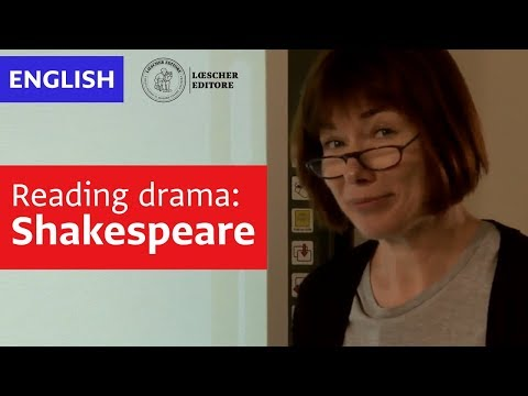 English - Reading Drama: Shakespeare