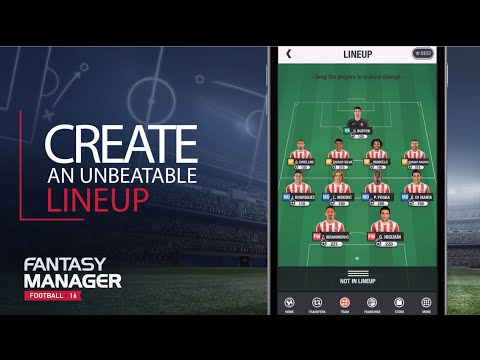 Fantasy Manager Football 2017-Top football manager