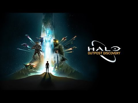 Halo: Outpost Discovery Announcement Trailer