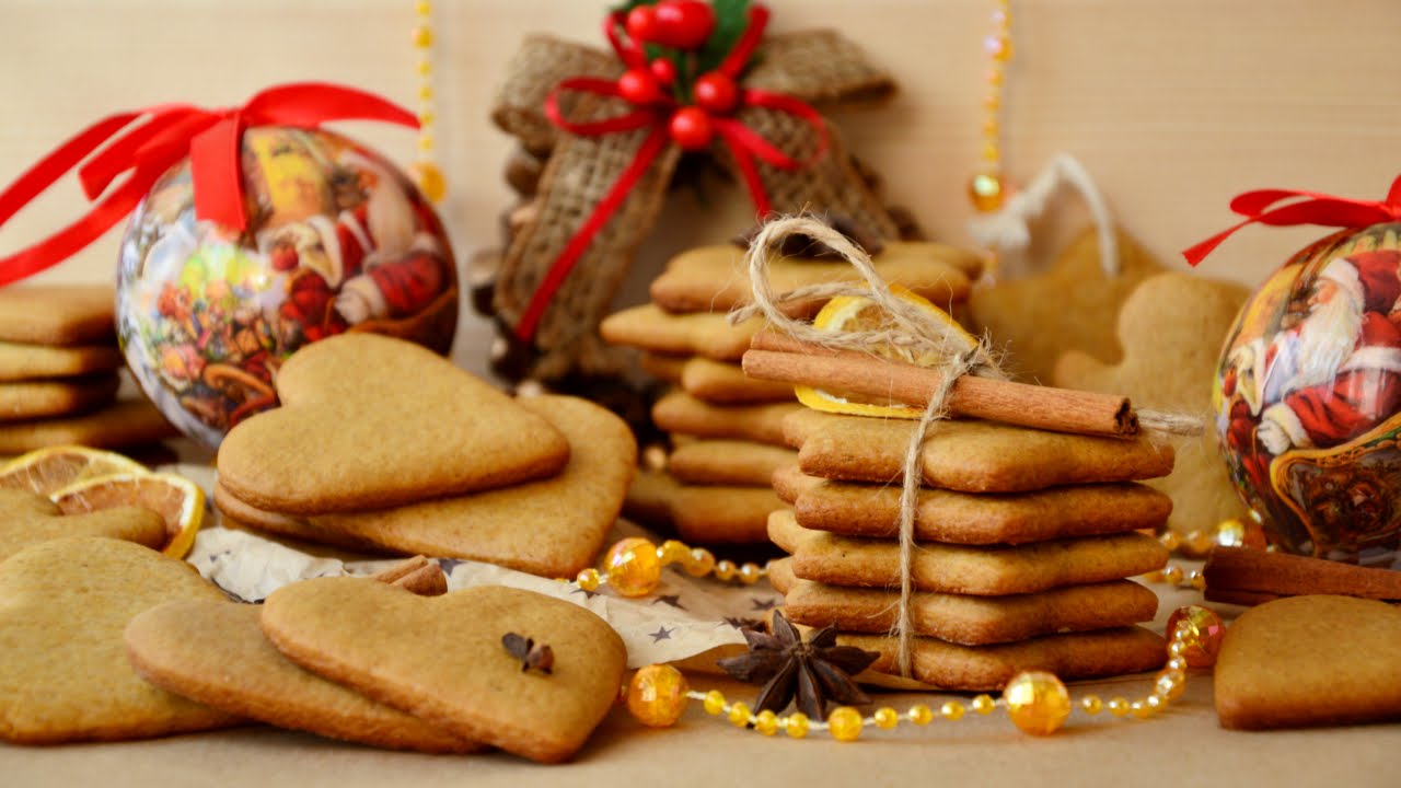 Как делать печенья видео и рецептами #8