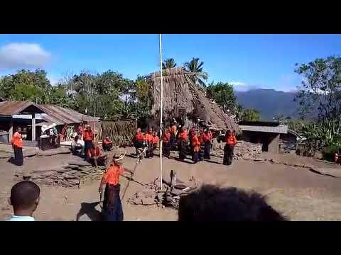 Tarian Woge Desa Ndito