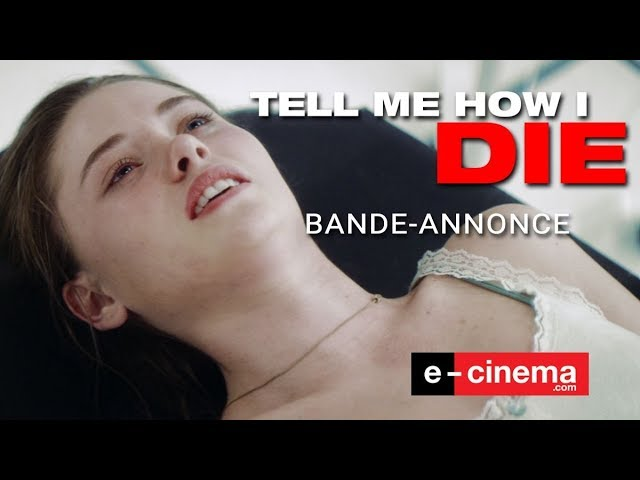 TELL ME HOW I DIE - Bande-annonce (VOST)