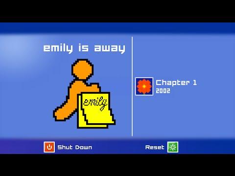 2002 AOL Instant Messenger (AIM) Simulator - Emily is Away
