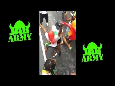 Jab Army {Montreal Carnival} 2017