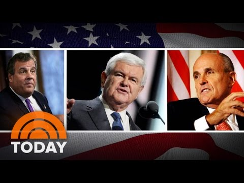 Donald Trump's Short List Of Possible Cabinet Members | TODAY
