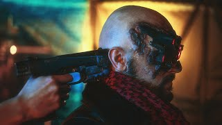 CYBERPUNK 2077 - 50 Minutes Open-World [4K] Gameplay Walkthough Boss Fight
