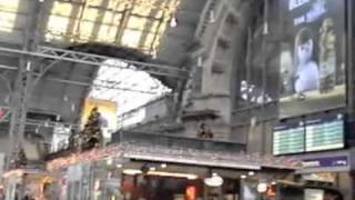 フランクフルト中央駅 アムマイン