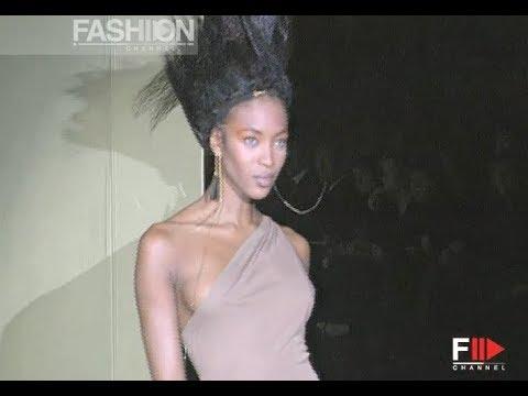 KARL LAGERFELD Spring Summer 1997 Paris - Fashion Channel