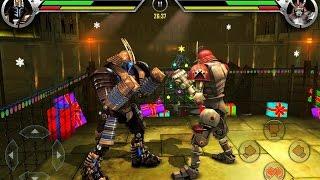 Живая сталь Игра - HD Real Steel